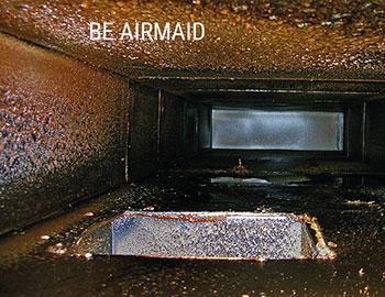 """Štai kaip atrodo ortakių vidus, kai nenaudojami """"Airmaid"""" ozonatoriai"""