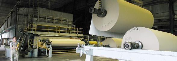 spaudos-popieriaus-pramone