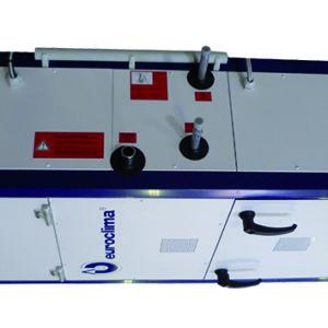 Vėdinimo sistemos ZHK 2000 FLAT