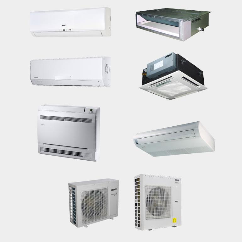 Oro kondicionieriai MKM