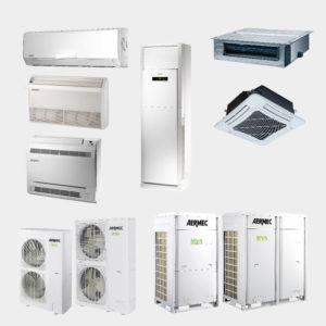 Oro kondicionieriai MVA