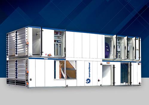 Vėdinimo sistema ZHK Inova (Euroclima)