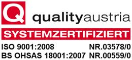 """Quality Austria"" sertifikatas"