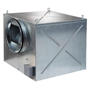 Ventiliatoriai ISO-ZS