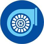 Komerciniai ir pramoniniai ventiliatoriai