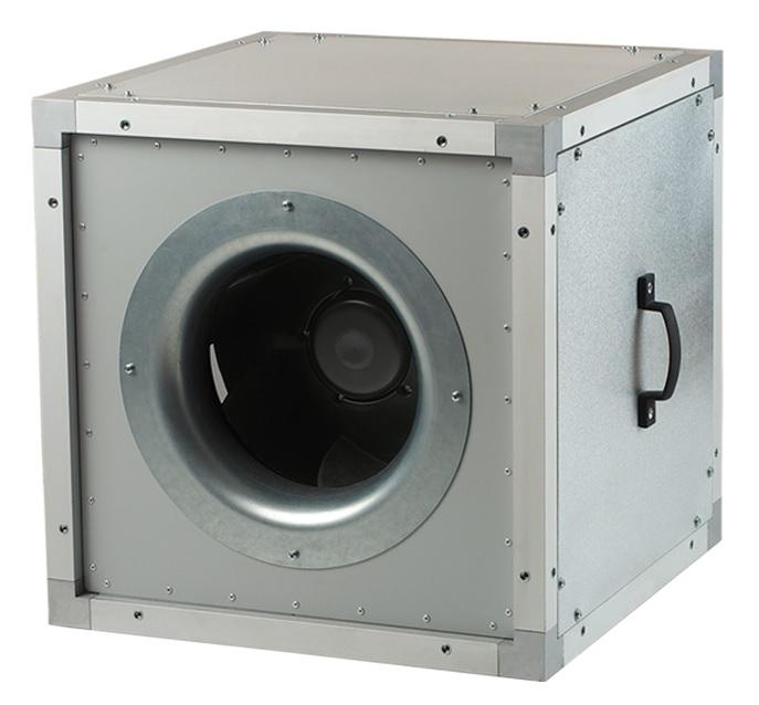 Ventiliatoriai Iso-V EC