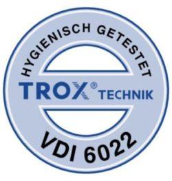 VDI 6022 higienos sertifikatas