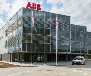 """Centrinis """"ABB"""" administracijos pastatas"""