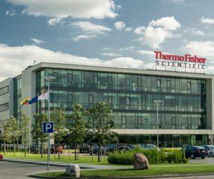 """Aukštųjų technologijų įmonė """"Thermo Fisher Scientific Baltics"""" UAB"""