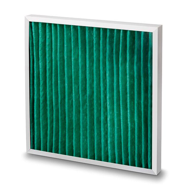 Oro filtrai AeroPleat Green