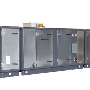 Vėdinimo sistemos DanX AF
