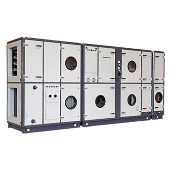 Vėdinimo sistemos DanX-XWPS