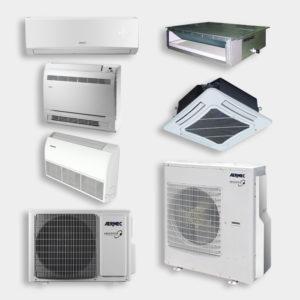 Oro kondicionieriai MLG