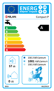 Compact-P energetinis efektyvumas