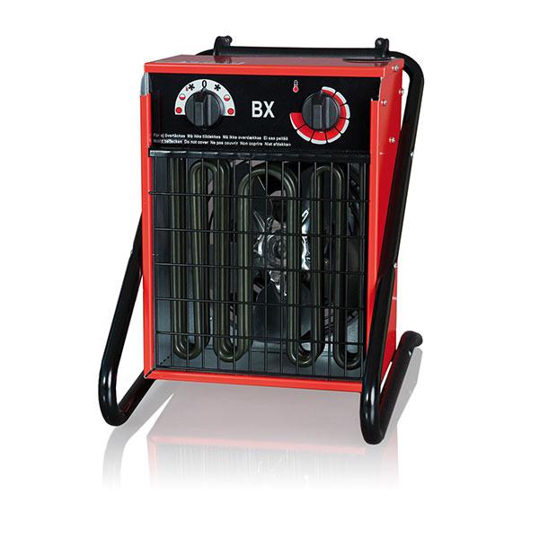 Ventilatoriniai šildytuvai BX2-5