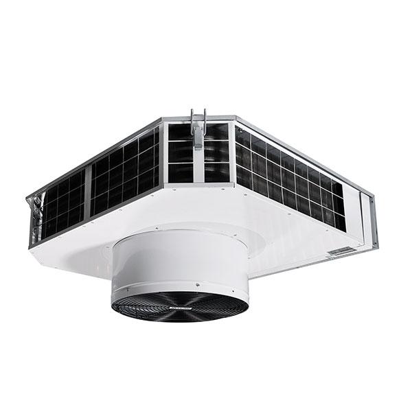 Ventiliatoriniai šildytuvai CAW