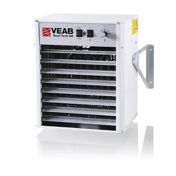 Ventiliatoriniai šildytuvai EA