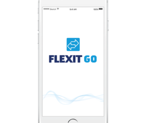"Lietuvių kalba programėlėje ""Flexit GO"""