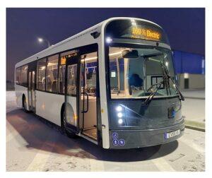 Elektrinių autobusų gamykla