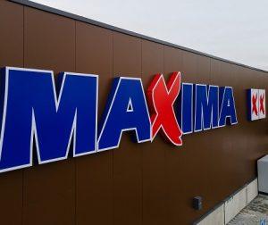 "Prekybos centras ""Maxima"" Moravų g.1"