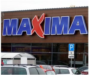 "Prekybos centras ""Maxima"" Laisvės pr. 26"