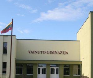Vainuto gimnazija